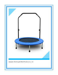 40inch Trampoline with Handle for Fitness pictures & photos