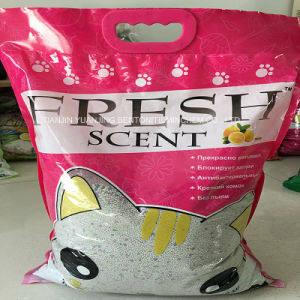 OEM Wholesale High Quality Bentonite Cat Litter with Handle Manufacturer in China pictures & photos