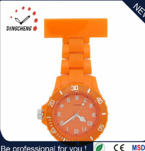 Wrist Watch Supplier Supplied Plastic Case Nurse Analog Watch (DC-1157) pictures & photos