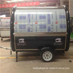 Stainless Steel Mobile Fast Food Trailer pictures & photos