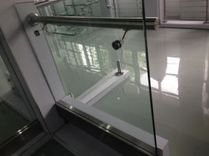 Stainless Steel and Toughened Glass Balustrade pictures & photos