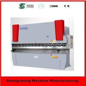 Hydraulic Bending Machine (Wc67y/K100t/2500)