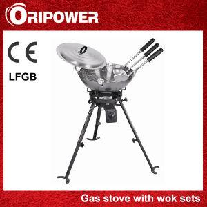 Carbon Steel Wok Kit pictures & photos