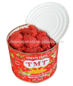 Canned Food Whole Sale Tomato Paste pictures & photos