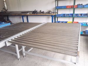 CB112 Series Non-Power/Nonmotorized/Gravity Roller Conveyor pictures & photos