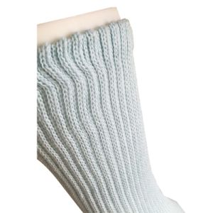 Half Cushion Sorbtek Coolmax Diabetic Health Care Medical White Quarter Socks (JMDB10) pictures & photos