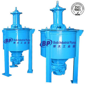 Forth Vertical Slurry Tank Pump for Mining pictures & photos