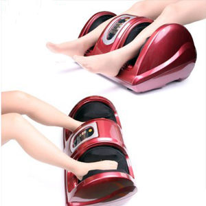 Electric Roller Health Protection Silicone Foot Vibrator Foot Blood Circulating Device pictures & photos