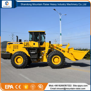 Earth Moving Equipment Zl50g 5ton Wheel Loader pictures & photos