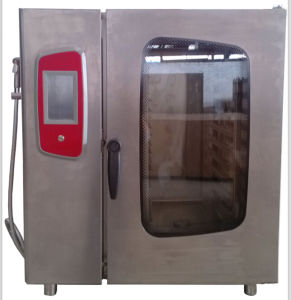 Gas Combi Oven for Commercial Kitchen pictures & photos
