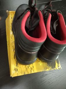 Industrial Leather Work Shoes From Guangzhou Supplier pictures & photos