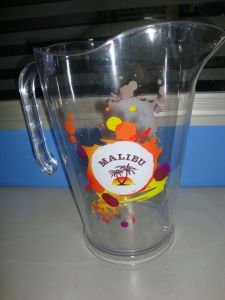 High Quality Plastic Beer Pitchers pictures & photos