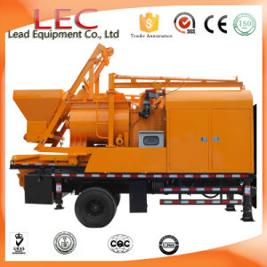 Ljbc40 L1 Truck Mounted Concrete Mortar Mixer Pump for Sale pictures & photos
