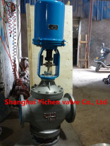 Three-Way Electricd Control Valve pictures & photos