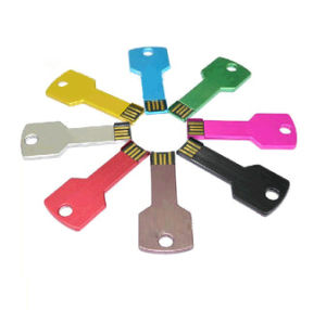 Key Shape USB Flash Disk (T-012)