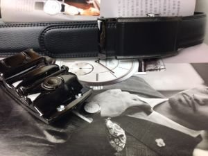 Leather Rathet Belts for Men (DS-170307) pictures & photos