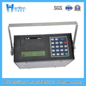 Portable Ultrasonic Flowmeter with Print Fuction (HT-002UF) pictures & photos