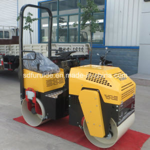 New Condition Furd Mini Self-Propelled Vibratory Road Roller with Factory Price pictures & photos