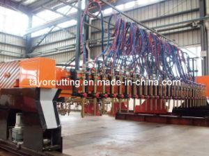 CNC Gantry Type Plasma & Flame Strip Slitting Machines pictures & photos