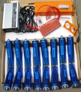Headway LiFePO4 Cell 40152 (S) 3.2V 15ah Lithium Iron Phosphate LiFePO4 Battery Cell pictures & photos