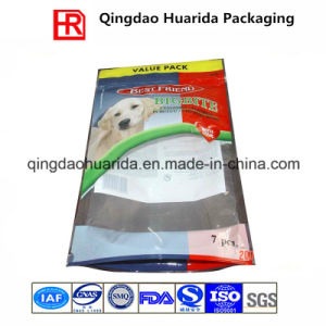 Transparent Stand up Dog/Cat Food Packaging Bag pictures & photos
