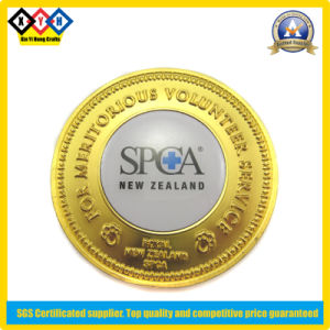 Gold Souvenir Coin, Promotional Coin (HS-MC020)