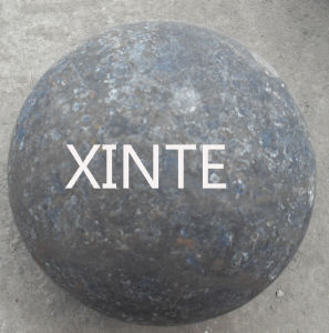 High Hardness Grinding Ball (material 60MN, dia80mm) pictures & photos