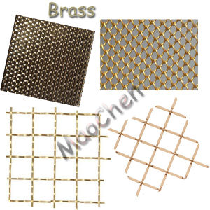 Decorative Metal Net (Brass Decorative Mesh)