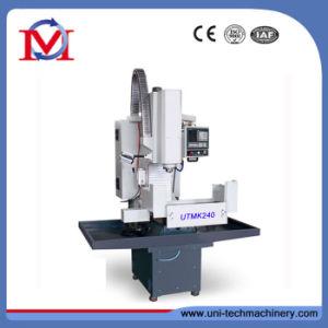 High Precision Vertical CNC Milling Machine (XK7124H) pictures & photos