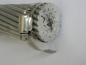Aluminum Conductor Steel Reinforced Overhead Bare Conductor 26/7 ACSR Drake pictures & photos