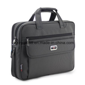 Men Briefcase Messenger Bag Laptop Notebook Bag Briefcase (CY3206) pictures & photos