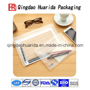 High Standal Plastic Bag with Zipper pictures & photos