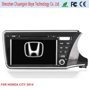 GPS Navigator GPS Tracking DVD Car MP3 Player for Honda City 2014