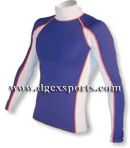 New Style Long Sleeve Lycra Rash Vest pictures & photos