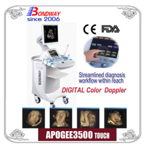 3D/4D Color Doppler Ultrasound System, with CE FDA Mark, for Obstetrics and Gynecology, Ob and Gyn pictures & photos