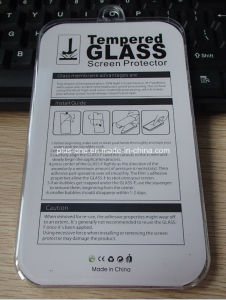 Premium 9h Mobile Phone Tempered Glass Screen Protector for iPhone pictures & photos