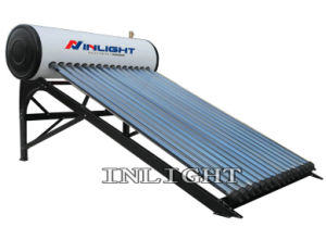 Compact High Pressurized Solar Water Heaters with Copper Heat Pipe pictures & photos