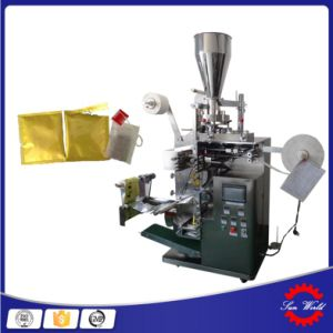Sinoped Full Automatic Black Tea Bag Packing Machine pictures & photos
