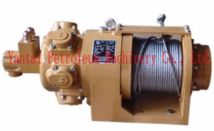 1ton Remote-Control Air Winch pictures & photos