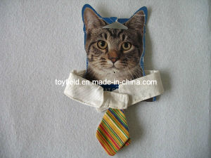 Cat Product Accessory Supply Collar Tie Pet Clothes pictures & photos