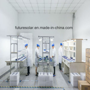 Futuresolar Brand 300W Poly-Crystalline Solar Panel with TUV Certificate pictures & photos
