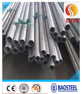 Stainless Steel Round Cold Rolled Pipe/Tube ASTM 304h 321H 309S 310S pictures & photos