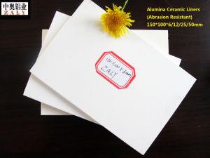 Wear Resisting Alumina Ceramic Lining Brick pictures & photos