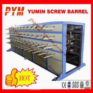 CE Approved Plastic Flat Yarn Extruder Line pictures & photos