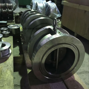API594 Class900 Wafer Dual Plate Check Valve (H76Y-900LB-2) pictures & photos
