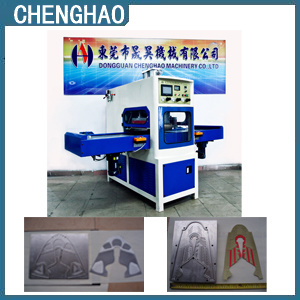 High Quality High Frequency Synchronal Plastic Welding and Cutting Machine pictures & photos
