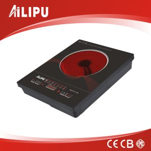 High Quality Sensor Touch Control Electric Infrared Cooker with Ailipu Brand pictures & photos