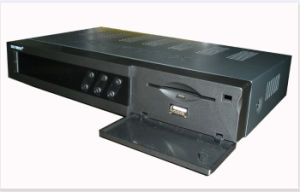 DVB-S Box F4 Digital Satellite Receiver