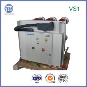 7.2 Kv-4000A High Capacity Withdrawable Vs1 Vacuum Circuit Breaker