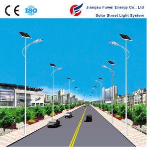 LED 20W Battery 12V 65ah Solar Street Light